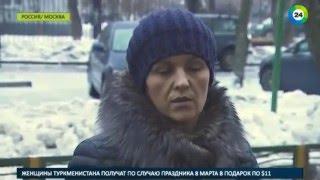 Няня-убийца в Москве от 29.02.2016