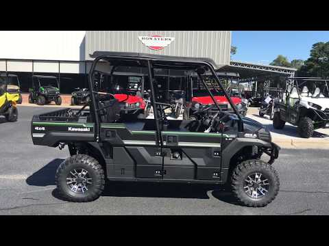 2019 Kawasaki Mule PRO-FXT EPS LE in Greenville, North Carolina - Video 1