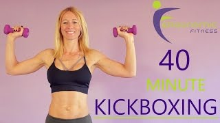40 MINUTE KICKBOXING WORKOUT! by Eye See Digital