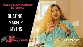 Busting five Makeup Myths