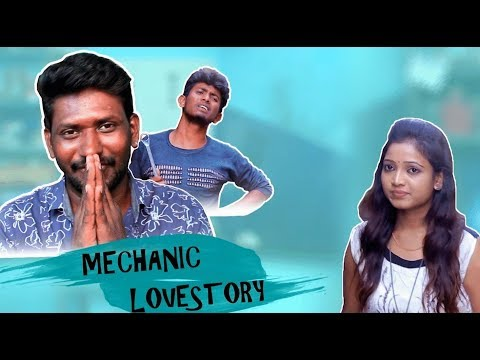 Mechanic Love Story - Latest Telugu Comedy Short Film 2019 || Mahesh Vitta