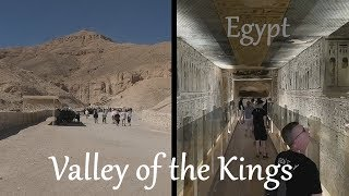 EGYPT: Valley Of The Kings - Luxor