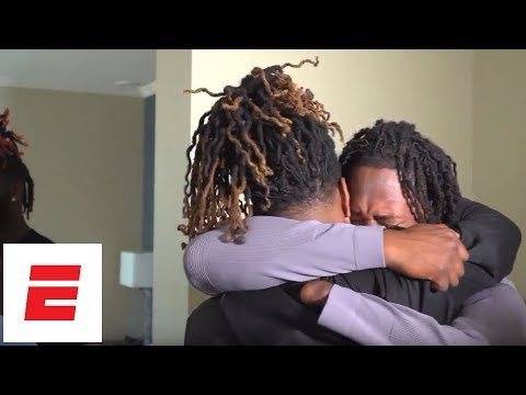 St. Pete Native Shaquem Griffin is ecstatic to be rejoined with his twin brother Shaquill, after being drafted by the Seahawks.