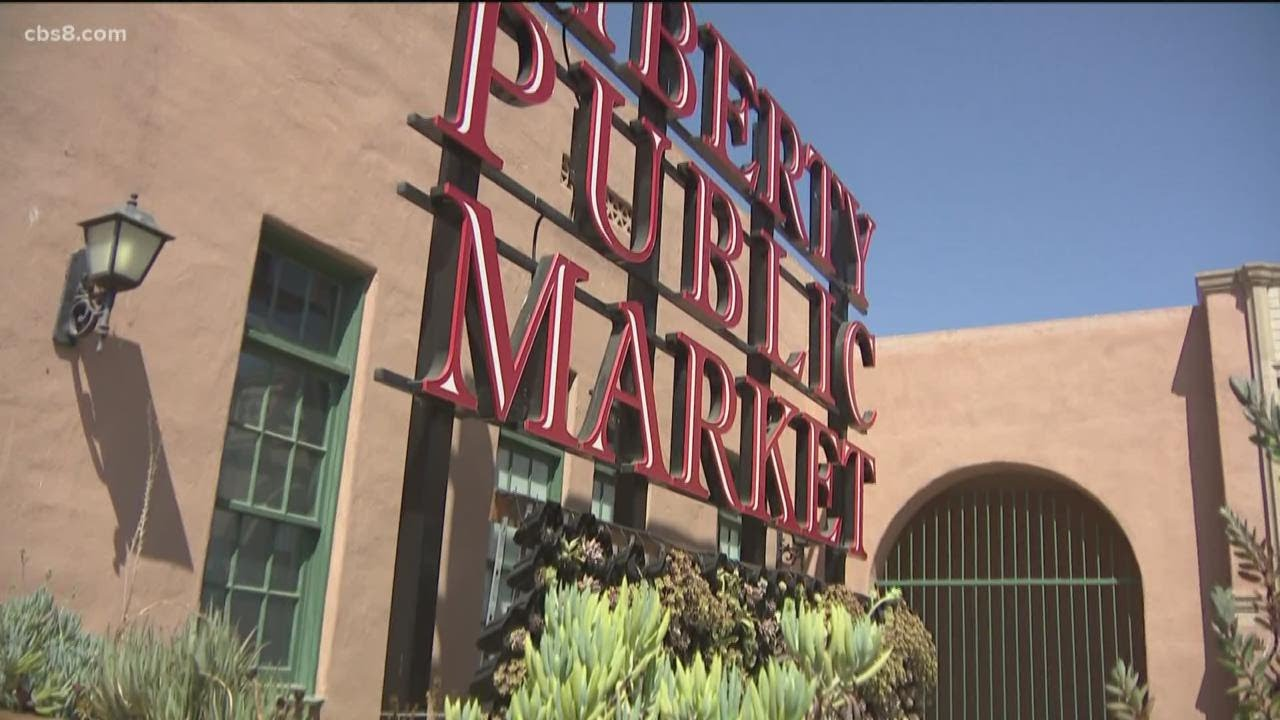 Spend some time at Liberty Public Market