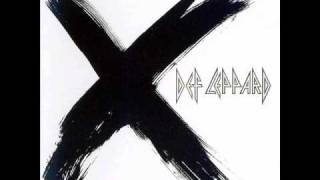 Def Leppard Four Letter Word Demo