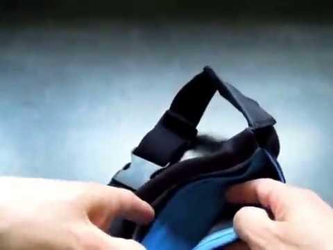 Unisex Gürteltasche Sport Hüfttasche,  Weiche Hüfttasche die beim Sport nicht stört