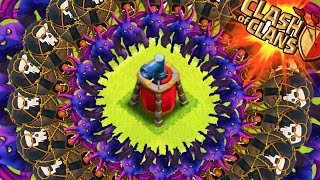 """RUSH THE AIR SWEEPER!"" - Clash of Clans - ATTACKING AIR SWEEPER HEAD ON! How Good is it?"