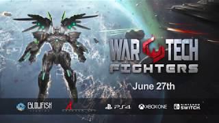 Archangel War Tech trailer