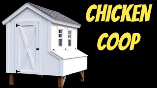 Build A Pandemic Chicken Coop