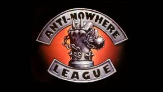ANTI-NOWHERE LEAGUE-Streets Of London-