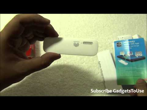 Best Huawei 4G Modem? Unboxing Review | Smart Huawei WiFi Modem