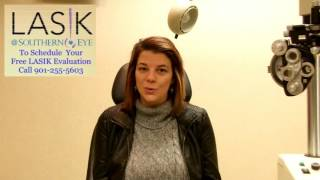 Aliza Concus talks about have ICL done at Southern Eye 1 Year Postop