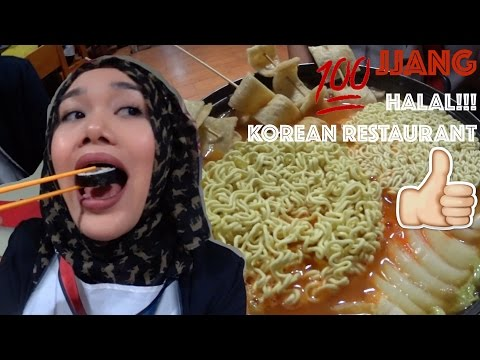 Video JJANG HALAL Korean Restaurant Jakarta | FOODVLOG #1 | MakeupbyFatya