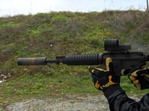 MAG Tactical Systems Gen-4 Ultralite Ultra-Lightweight AR-15