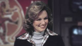 CBS Sports mourns the loss of Phyllis George, a pioneer for women in sports broadcasting