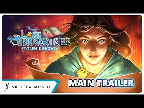 Lost Grimoires: Stolen Kingdom Official ESRB Trailer thumbnail