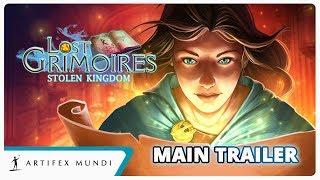Lost Grimoires: Stolen Kingdom video