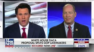 Rep. Ted Yoho talks division within GOP over immigration