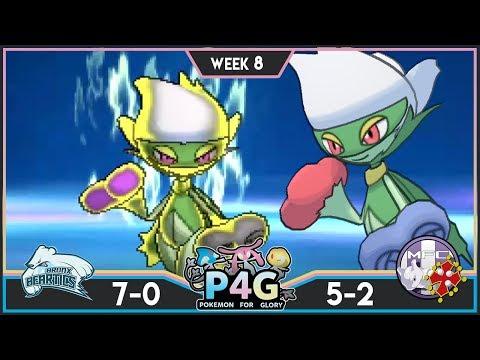 DOWN TO THE WIRE! Bronx Beartics vs Mewtwolouse FC! P4G S3W8! Pokemon Ultra Sun & Moon Wi-Fi Battle
