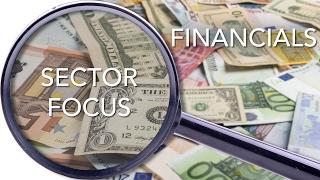 Sector focus: Financials