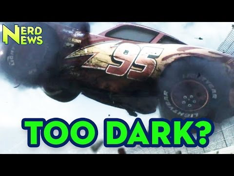 Cars 3 - Too Adult For Pixar?