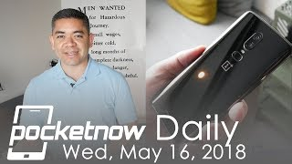 OnePlus 6 hands-on details, Samsung Galaxy Note 9 timeline & more - Pocketnow Daily