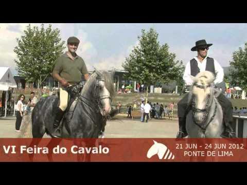 VI Feira do Cavalo de Ponte de Lima 2012