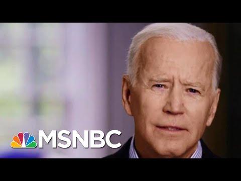 Former VP Joe Biden Has Officially Announced His Bid For President   Velshi & Ruhle   MSNBC