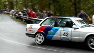 preview picture of video 'Subida Urraki 2009 - BMW 325i'