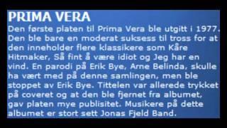 PRIMA VERA - 1977 - NORSK