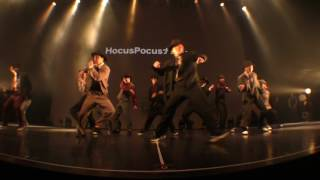 HocusPocus number Luxury Soul Night Premium DANCE SHOWCASE 17/5/21