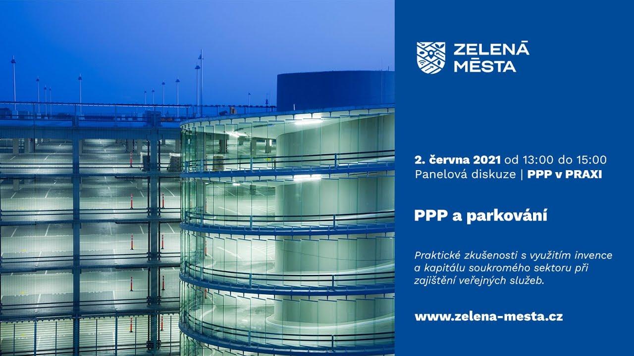 PPP v praxi: PPP a parkování