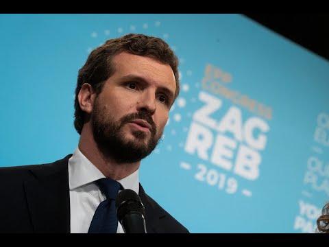 Casado exige a Sánchez explicaciones sobre el mayor caso de corrupción de la historia de España.