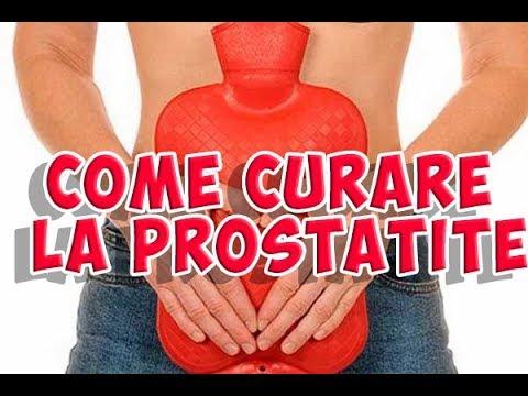 Prostata chirurgia del cancro riabilitazione