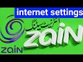 Zain internet settings for all androids | urdu hindi| APN settings 99% working | مختصرترین مگرمکمل