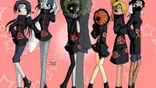 #3 QHPS a Akatsuqui fueran mujeres y Crian a Naruto