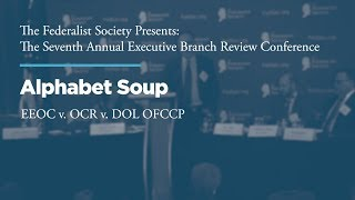 Click to play: Alphabet Soup: EEOC v. OCR v. DOL OFCCP
