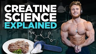How To Use CREATINE To Build Muscle: Loading, Timing & Hair Loss? (Science Explained)