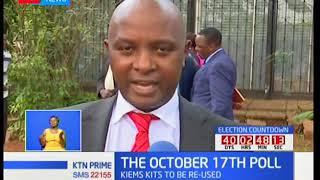 Preparedness of the IEBC ahead of the fresh presidential polls