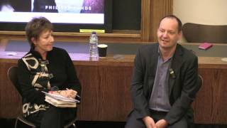 UCL Laws event Professor Philippe Sands QC 'On Law, Life and Literature' - October 2016