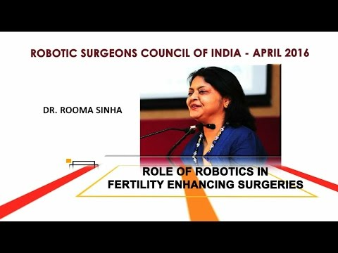 Role of Robotics in Fertility Enhancing Surgeries