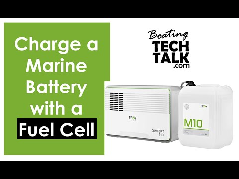 Intro - Charge a Marine Battery with a Fuel Cell