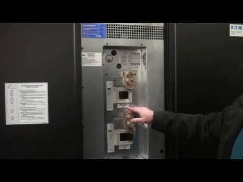 ASU - UPS system training - YouTube
