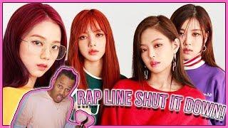 BLACKPINK   DDU DU DDU DU (JAPANESE VERSION)   Rap Line Bars!   Reaction!