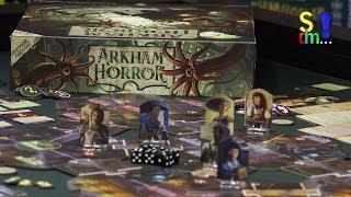 Video-Rezension: Arkham Horror 3. Edition