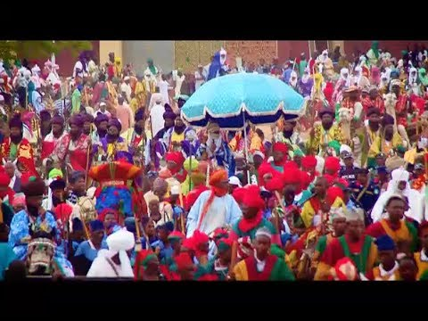 Hawan Sallah a kano Episode 1 (Hausa Songs / Hausa Films)