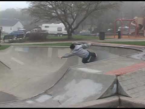 Portland Skateparks Tour #1