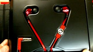 Monster N-Lite In-Ear Headphones (Unboxing And Review)