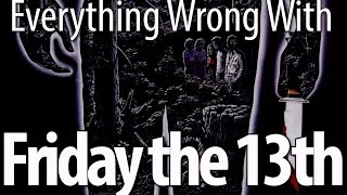 Download Youtube: Everything Wrong With Friday the 13th (1980)
