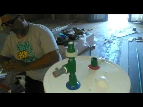 Como colocar  termotanque electrico